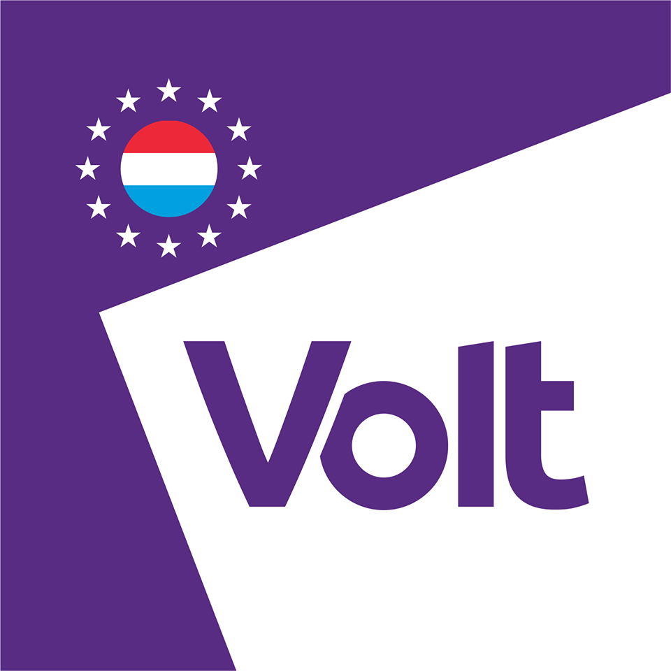 Volt Lëtzebuerg -Luxembourg Asbl